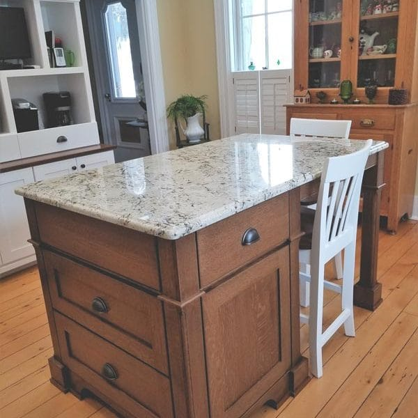 Granite Countertops | Quartz Countertops | Cabinet Makers Lansing MI