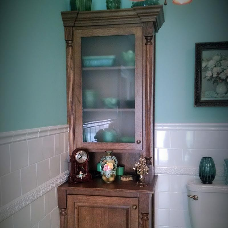 Custom Bathroom Cabinet Makers | Custom Woodworking Lansing MI