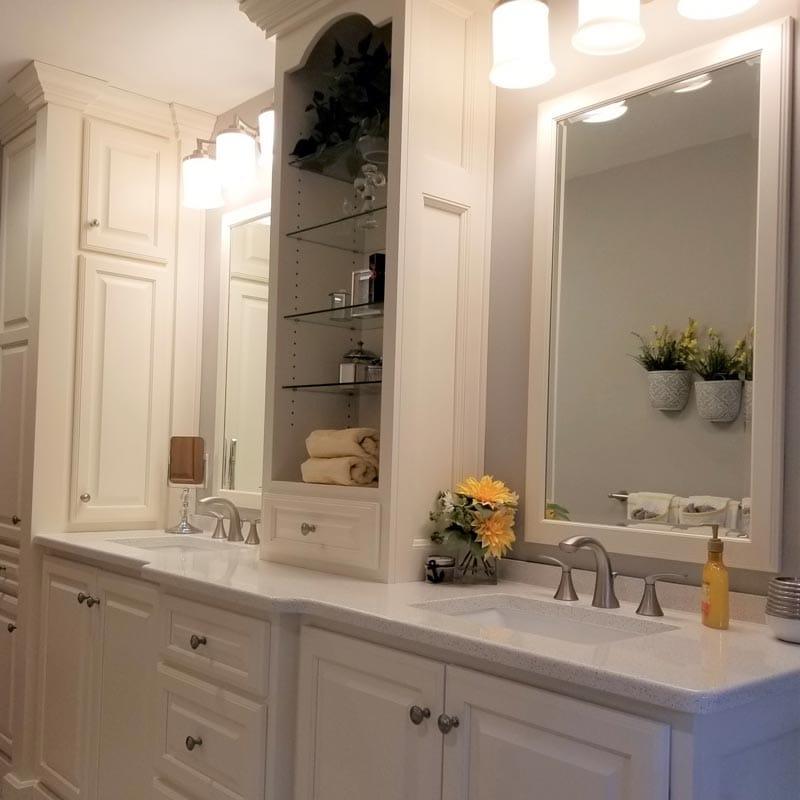 Custom Bathroom Countertops Lansing, MI