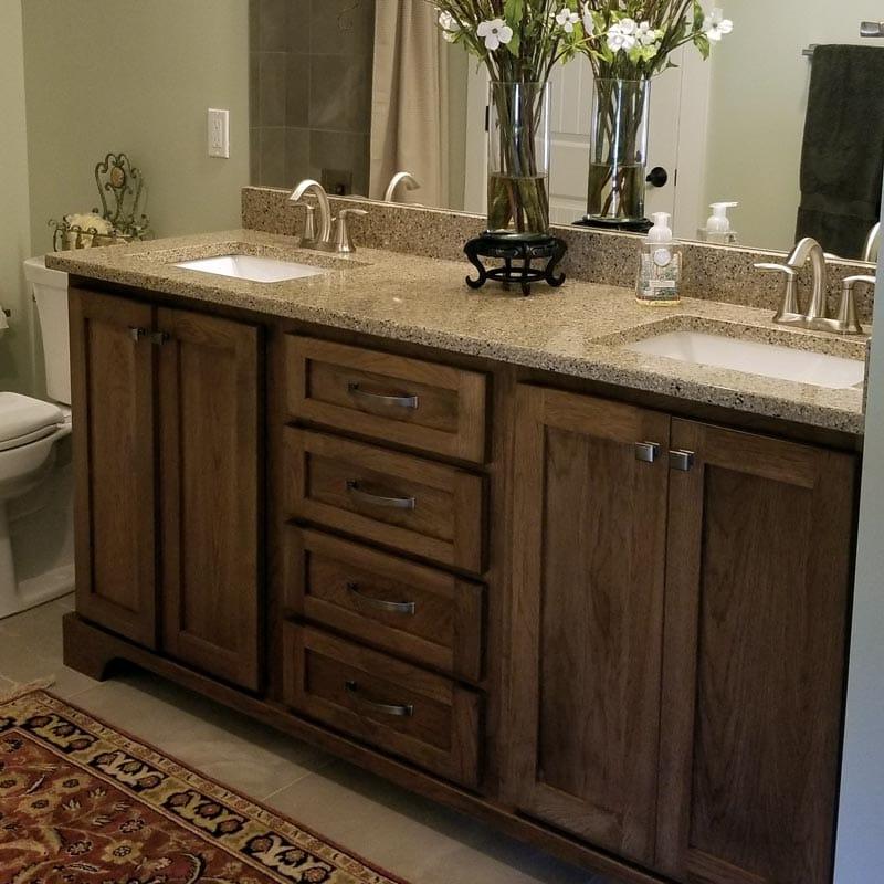 Custom Bathroom Countertops Lansing