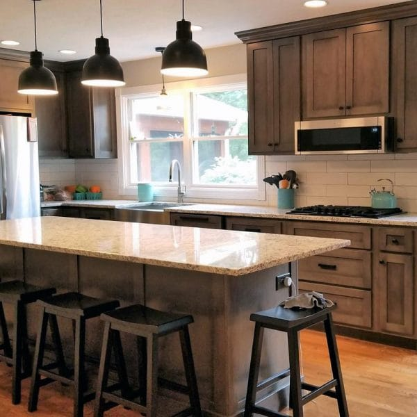 Custom Kitchen Cabinets Lansing