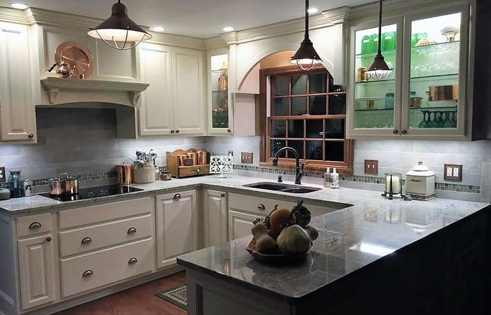 Custom Kitchen Cabinets Lansing, MI