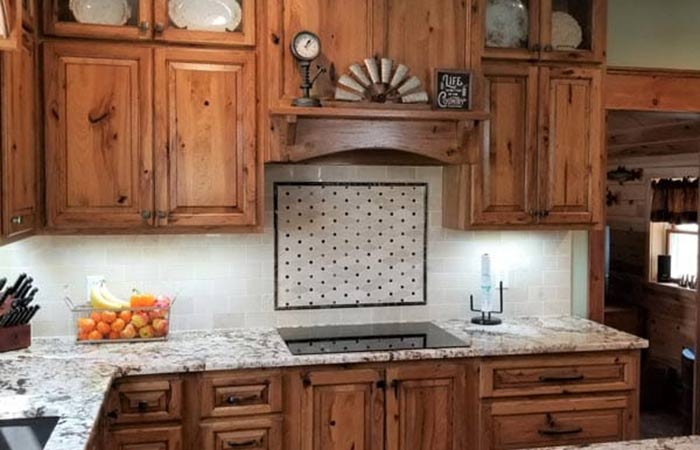 design custom kitchen cabinets