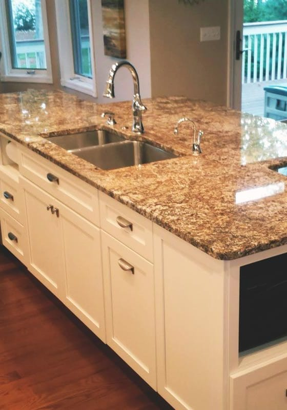 Granite Counter Contractors Lansing, MI