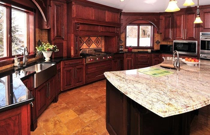 Granite Counters Lansing Cabinet Makers