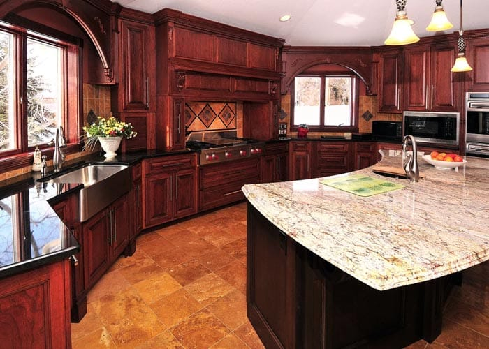 Is Granite Good for Kitchen Countertops? | Custom Cabinet Makers