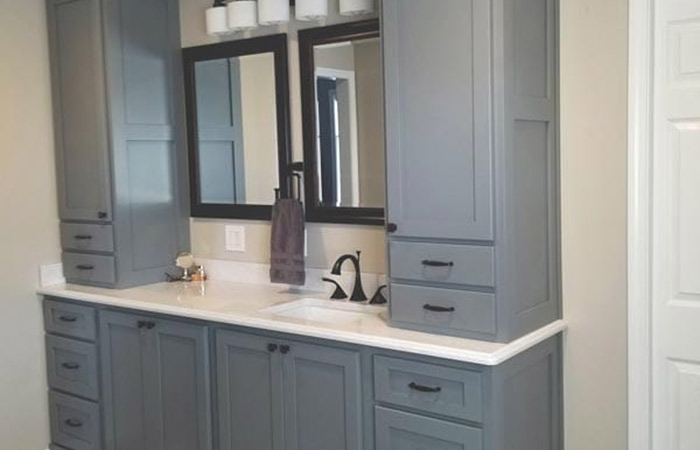 invest in custom cabinets