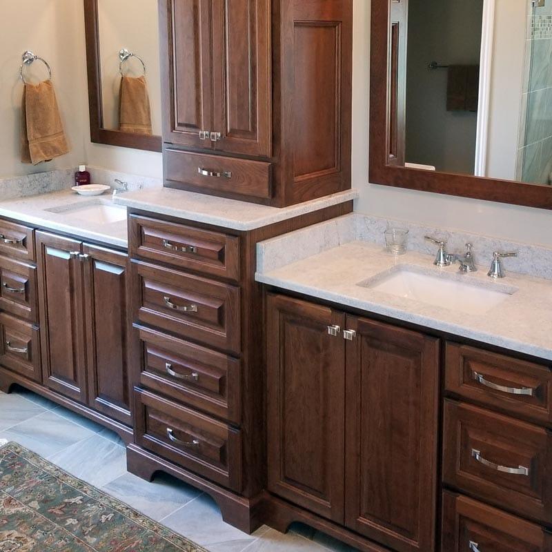 Lansing Bathroom Countertops