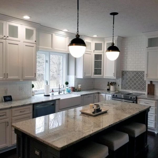 Lansing Granite Countertop Contractors