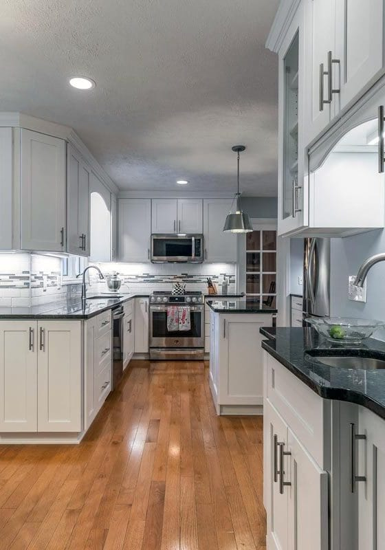 Lansing Kitchen Cabinet Contractors