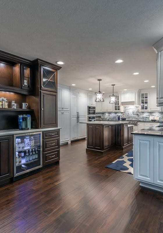 Lansing, MI Custom Kitchen Cabinets