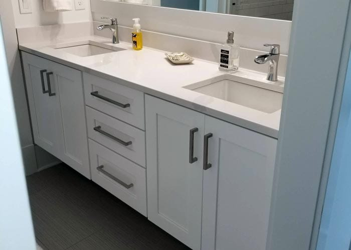 Custom Bathroom Cabinets Lansing, MI
