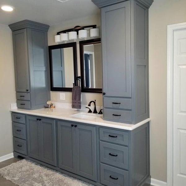 Bathroom Cabinet Builders Lansing, MI