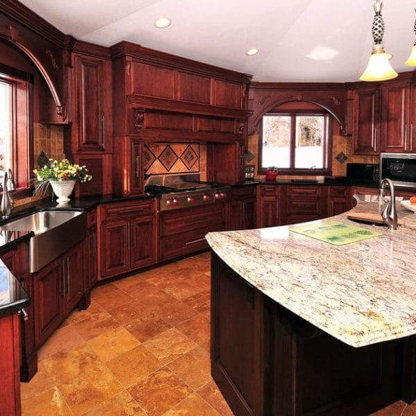 Custom Kitchen Cabinet Makers Lansing, MI