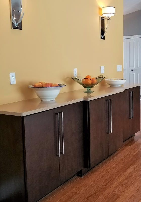 Lansing Custom Kitchen Cabinetry