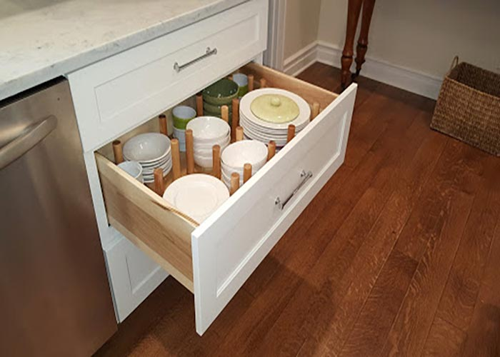7 Creative Custom Pull Out Drawer Ideas Storage Solutions