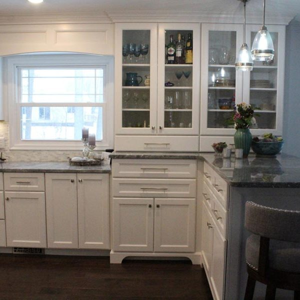 Custom Built-In Cabinets Michigan