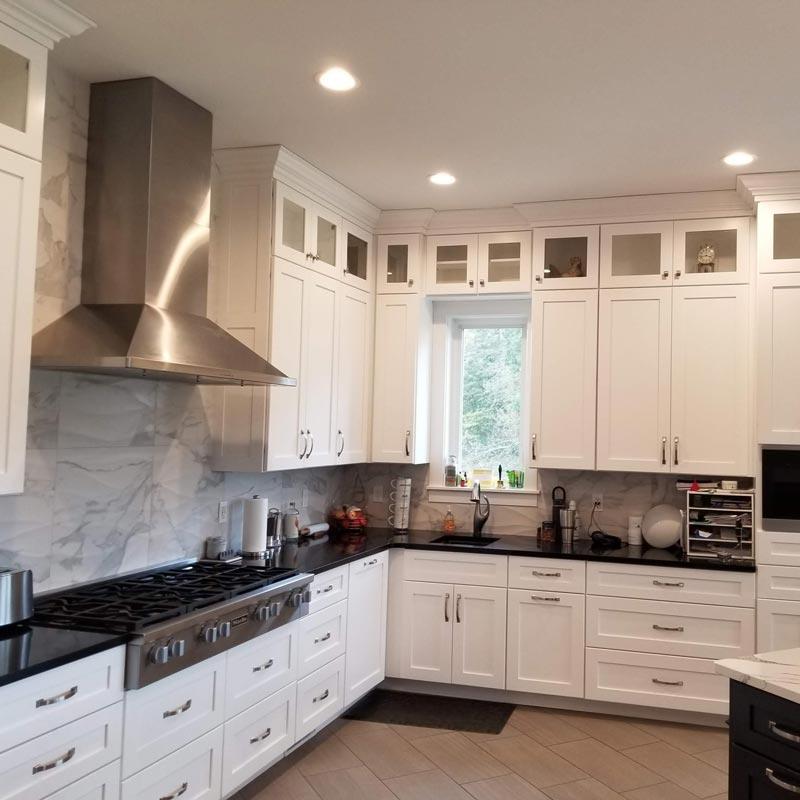 Custom Kitchen Cabinets Kitchen Cabinet Contractors In Lansing Mi