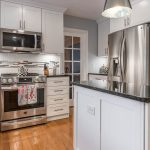 kitchen cabinet makers remodel trend Lansing MI