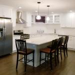 kitchen remodel countertops cabinets Lansing MI