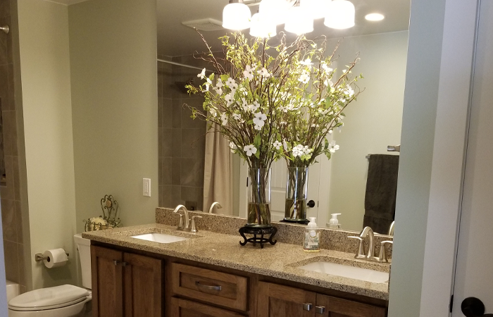 Bathroom remodel budget Greater Lansing MI