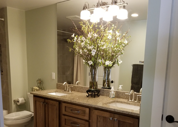bathroom remodel budget Greater Lansing Michigan
